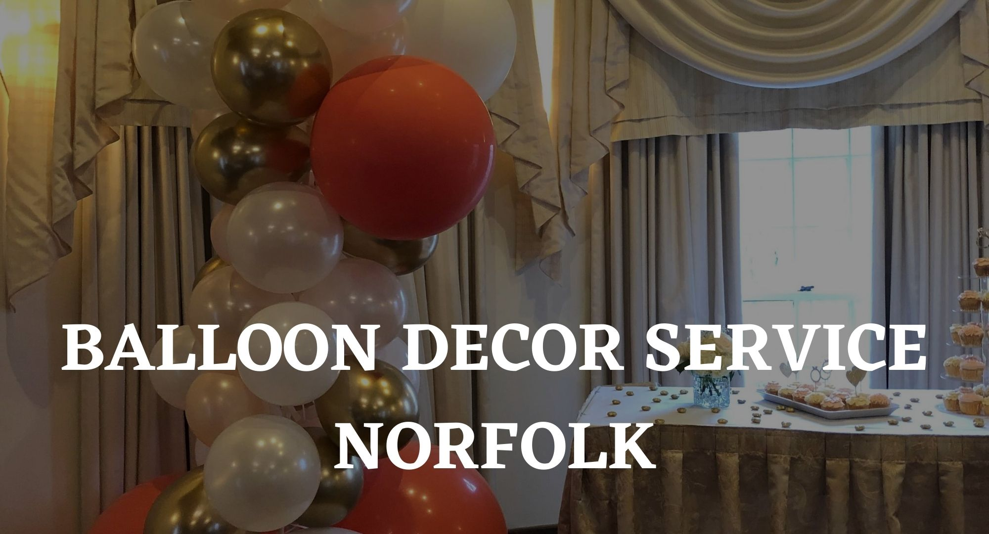 Balloon Decor Services Niagara Falls