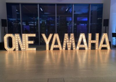Marquee Letters Rental
