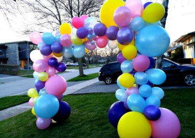 Balloon Arch Clearwater