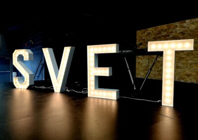 Marquee Letters Rental Dallas