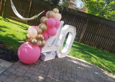 Balloon Arch Norfolk
