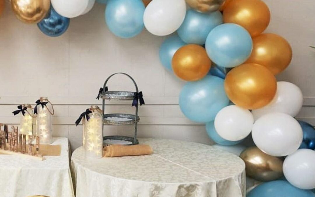 Create an Outstanding Event with the Help of Balloon Decor Services San Francisco