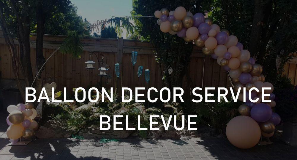 Balloon Decor Services Hamilton