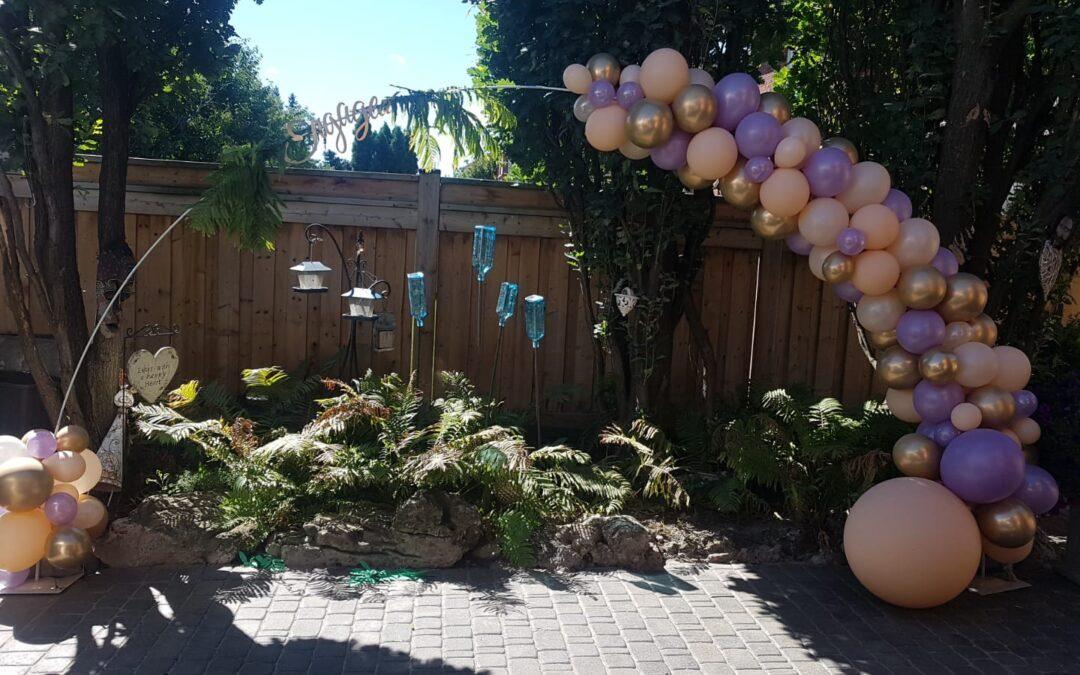 Outdoor Party Decor in Boca Raton