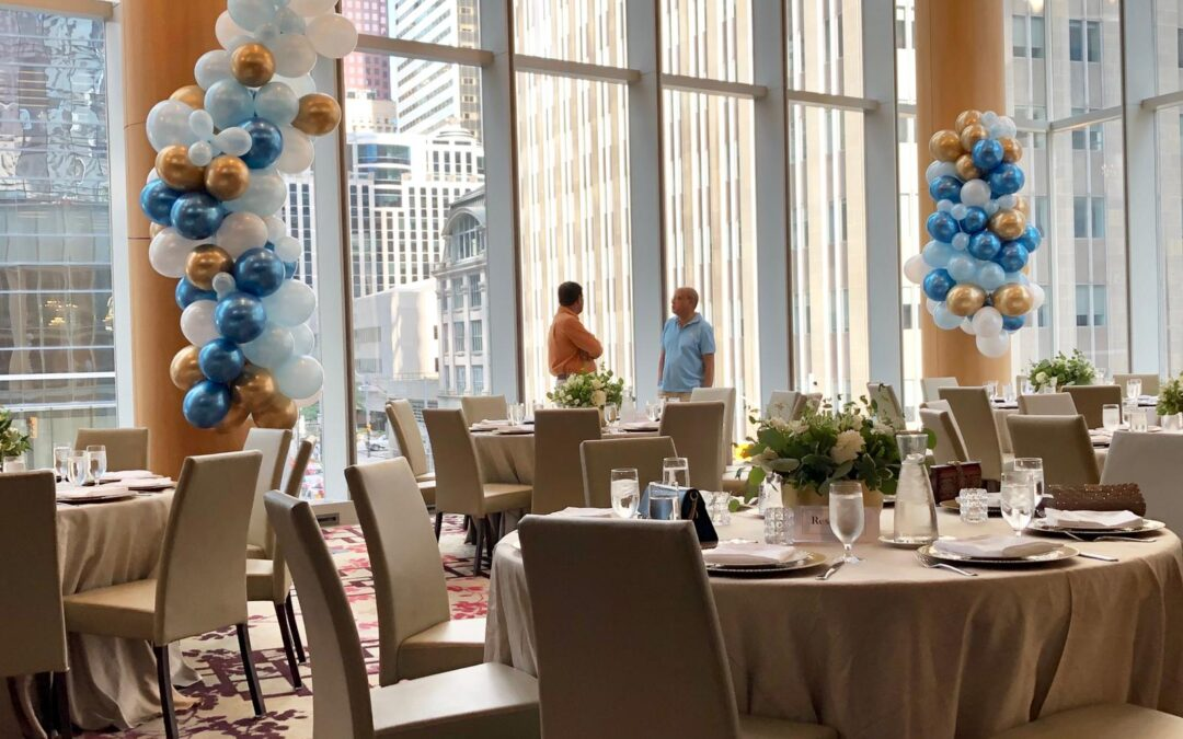 How to Decorate a Wedding with Balloons in Tampa