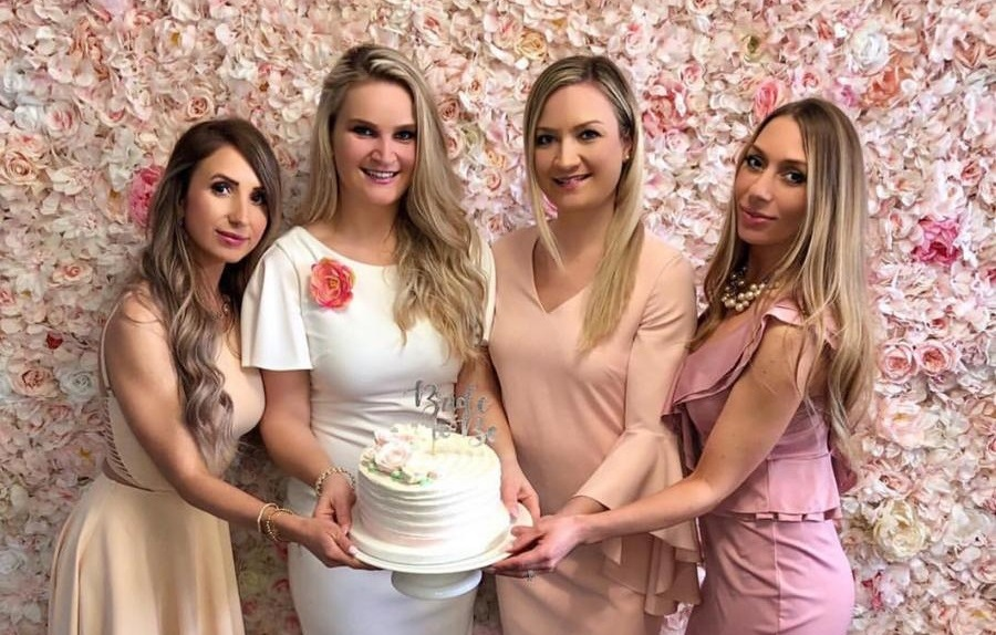 bridal shower rentals in Clearwater
