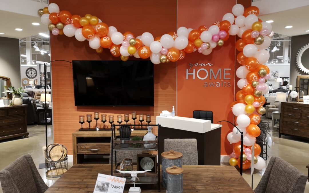 Balloons for Business Promotion in Orlando