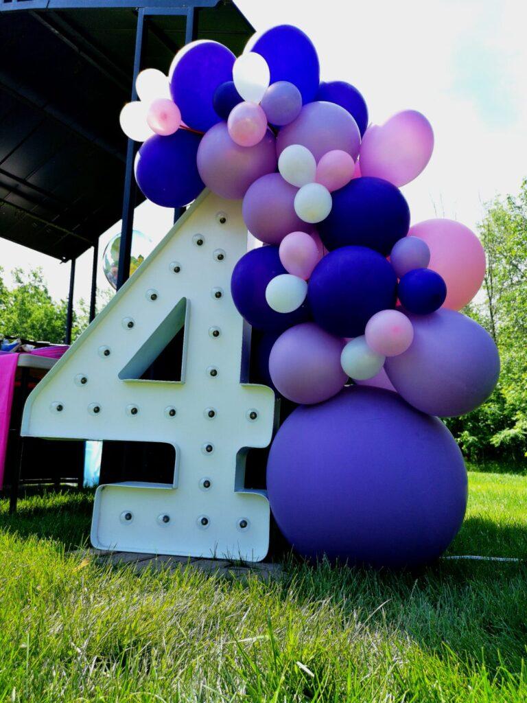 balloon service in Orlando