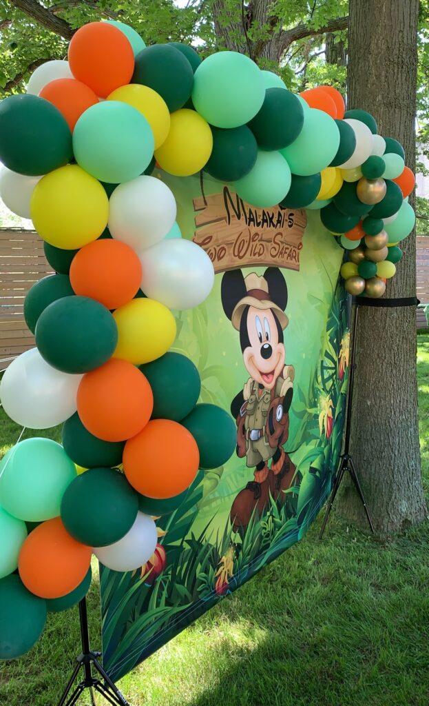 kids birthday rentals in Orlando